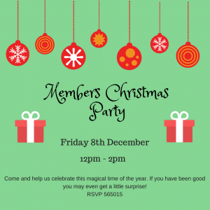 Members ChristmasParty