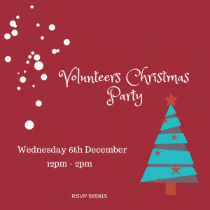 Volunteers Christmas Party