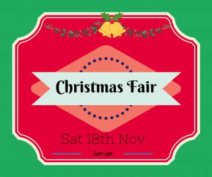 christmas fair advert