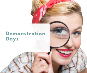 Demonstration Days