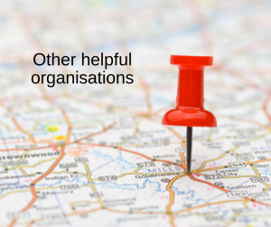 Other helpful organisations