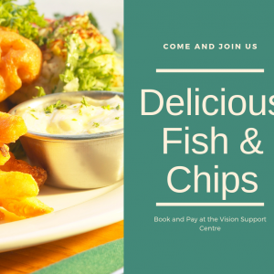 Fish and chips, come and join us.