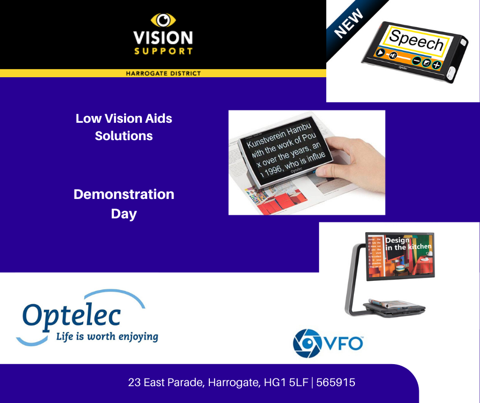 Optelec Demo Day