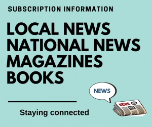 news and books subscription info image