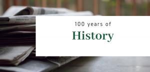 100 years history