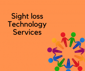 Sight loss technology services