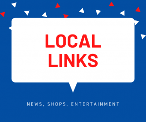 Local links for news, shops and entertainment