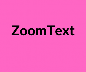 ZoomText Link
