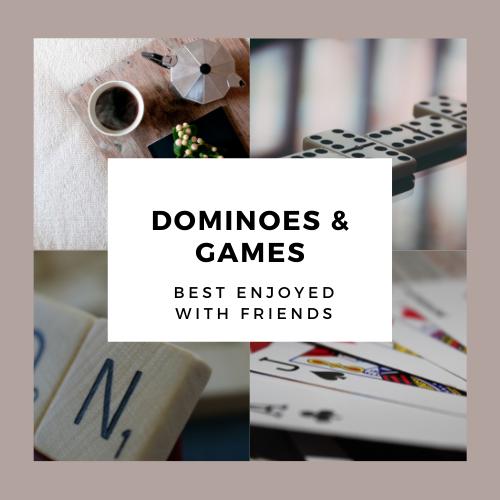 Dominoes & Games logo
